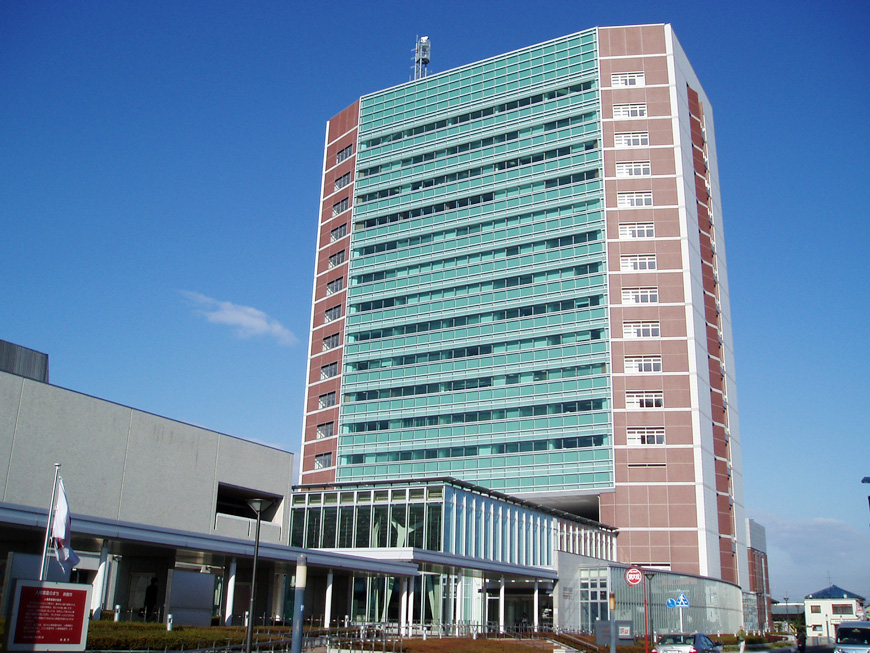 庁舎 新築工事