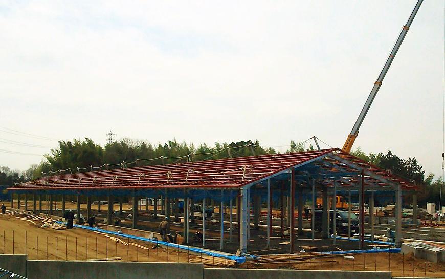 ホーストレーニングセンター 新築工事