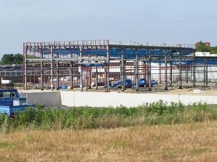 工場 新築工事