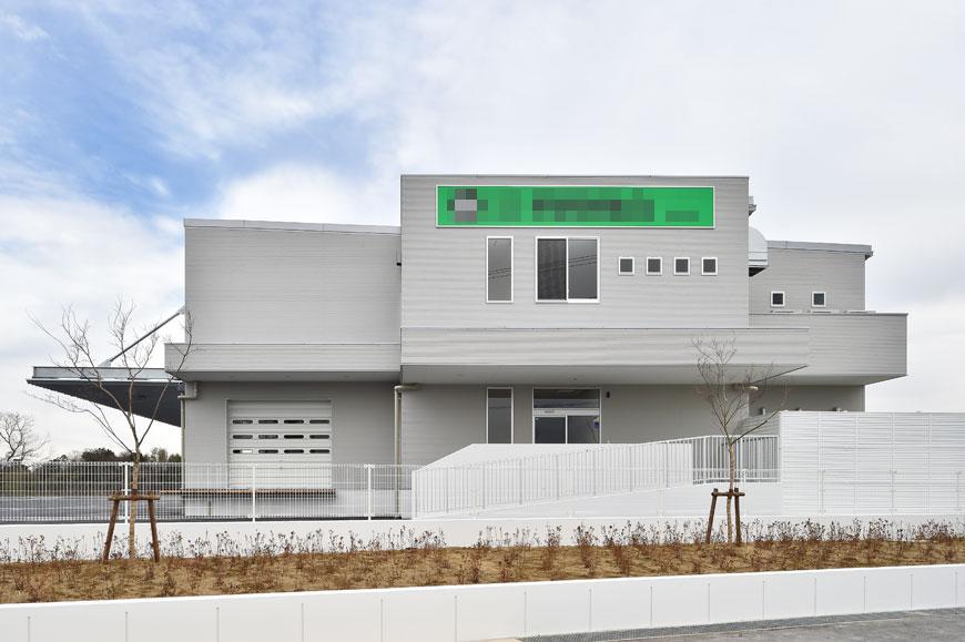 食品倉庫・事務所 新築工事