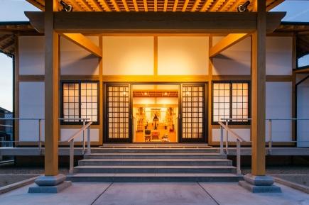 寺院 新築工事